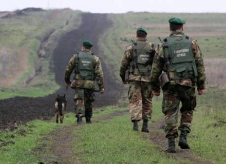 Мукачівські прикордонники вдруге затримали афганців