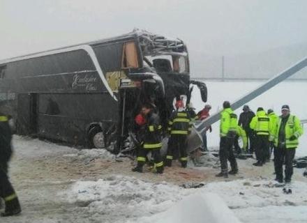 """В автобусі """"Ужгород-Прага"""" загинула одна українка"""