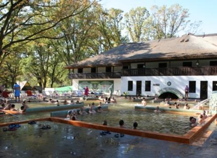 Туристична перспектива Закарпаття – термальні води