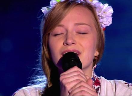 Ужгородка проникливо заспівала на шоу «Голос країни»
