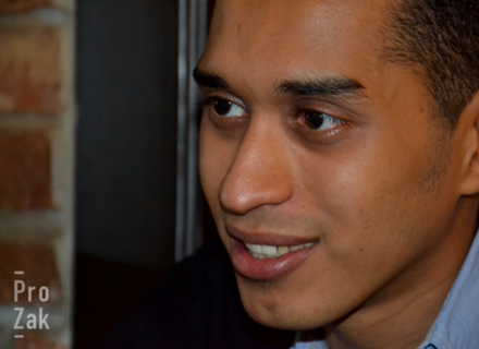 Єгиптянин в Ужгороді: я щасливий тут