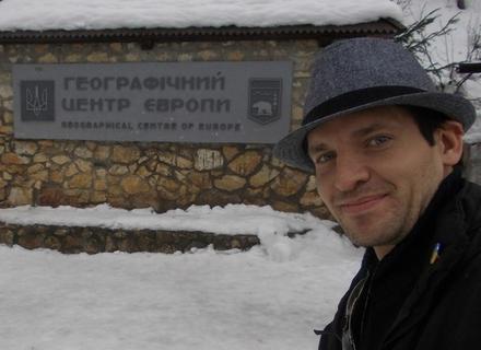Автостопер з Пітера: 90 % українців говорять про політику