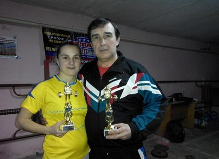 Закарпатські пауерліфтери визнані кращими в Україні