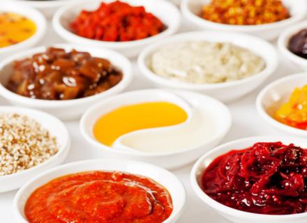 Як приготувати соус до пісного столу