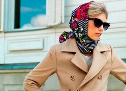 25 способів зав'язати шарф