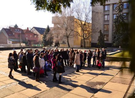 Відкрита екскурсія «Романтичний Ужгород»
