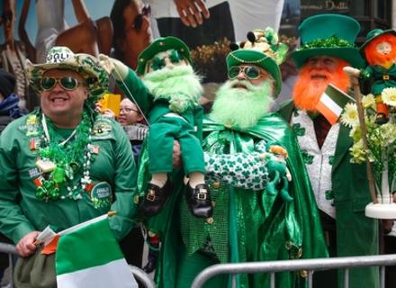 Закарпатці відзначатимуть ірландське свято
