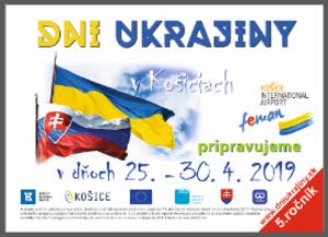 Dni Ukrajiny v Košiciach