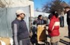 В Ужгороді поліція виганяла ромів зі смітників