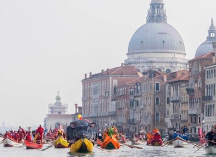 У Венеції почався щорічний карнавал