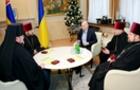 Чотирьох закарпатських капеланів нагороджено відзнаками Президента України