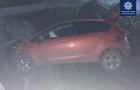 У Мукачеві автомобіль злетів у кювет - за кермом була п'яна жінка