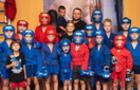 Закарпатська збірна з бойового самбо привезла з чемпіонату Європи золоті, срібні і бронзові медалі