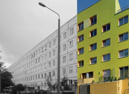 Що роблять з хрущовками та панельками в Німеччині