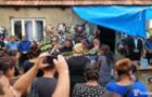 На Мукачівщині поховали рома, що загинув у Львові (Фото)