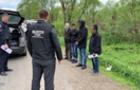 На Закарпатті силовики провели спецоперацію із затримання нелегалів