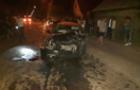 У Міжгір'ї зіткнулися три авто - постраждали троє дівчат