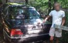 На Хустщині водій БМВ збив велосипедиста і втік з місця ДТП