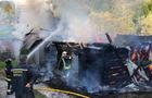 У неділю на Тячівщині горіли два будинки