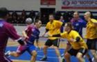 Ужгородська чоловіча команда вийшла до 1/4 фіналу Кубка України
