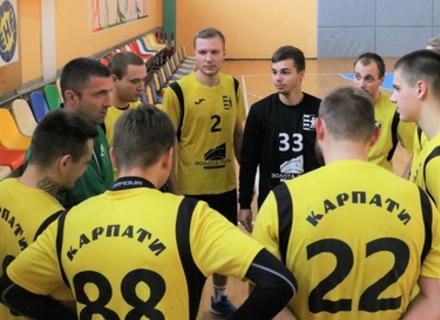Чоловічі Карпати перемогли СумДУ та вийшли на перше місце у Вищій лізі