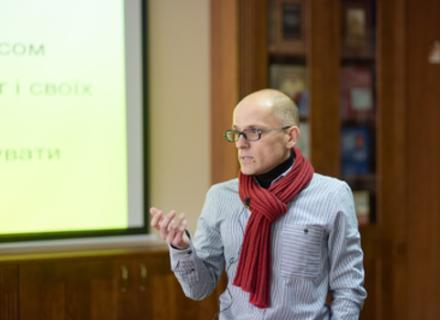 Професор УжНУ Ален Панов отримав подяку Посольства ФРН