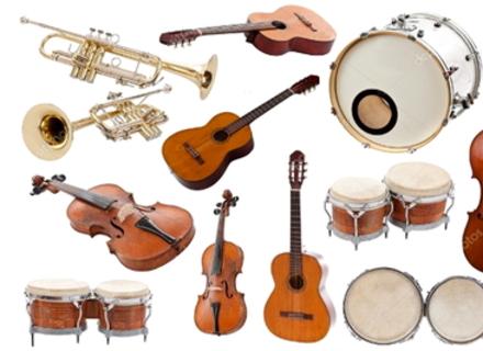 Где лучше всего покупать музыкальные инструменты?
