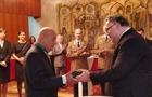 Екс-голова Закарпатської ОДА Москаль отримав орден від Угорщини