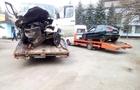 Лобове зіткнення автомобілів на Закарпатті. Водії в лікарні (ФОТО)