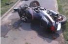 На Рахівщині з важкими травмами госпіталізовано мотоцикліста, який зіштовхнувся з іншим мотоциклом