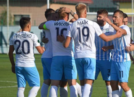 ФК Минай дограватиме сезон у звичному форматі