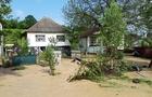 На Іршавщині після зливи затопило село