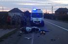 В аварії біля Мукачева загинув мотоцикліст