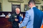 У Мукачеві почесним громадянином міста став 70-річний сажотрус