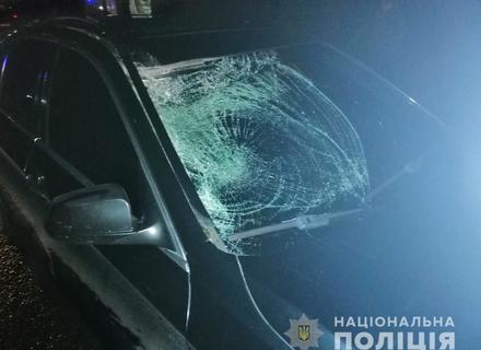 На Тячівщині сталася смертельна ДТП