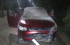 В Ужгороді третю ніч поспіль палять автомобілі