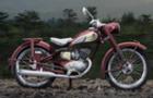 Yamaha пропонує своїм прихильникам склеїти репліку легендарного мотоцикла YA-1