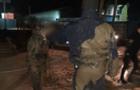 Ужгородські поліцейські вночі в районі базару на Краснодонців ганялися за крадіями