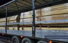 Правоохоронці зупинили незаконне вивезення за кордон пиломатеріалів з акації