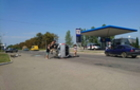 На Виноградівщині сталося лобове зіткнення Mitsubishi та Opel