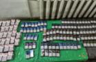 На ПП Тиса виявили мікроавтобус нашпигований сигаретами