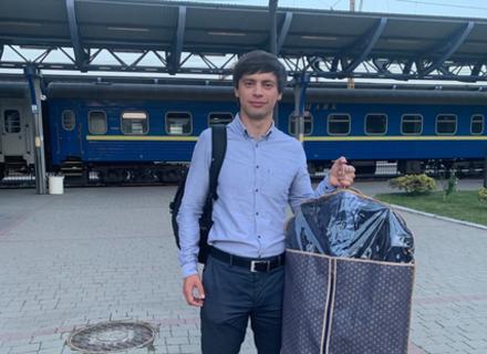 Віктор Щадей оголосив, що йде кандидатом в мери Ужгорода від партії Слуга Народу