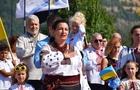 Іванна Климпуш-Цинцадзе очолить список «Європейської Солідарності» до Закарпатської обласної ради