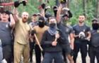 У Києві знову розгромили табір закарпатських циган (ВІДЕО)