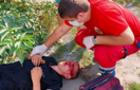 В Ужгороді охоронці ринку жорстоко побили людину (ФОТО)