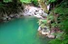 Захована в горах: На Закарпатті серед гір є унікальна голуба лагуна (ВІДЕО)