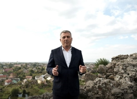 """Іван БУШКО: """"Якщо ти не йдеш у політику, то політика прийде до тебе"""" (ВІДЕО)"""