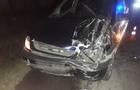 На Перечинщині п'яний водій на Ниві їхав задом і вдарився в припаркований Опель