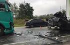 На Львівщині закарпатець став учасником ДТП в якій загинула людина