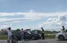 Автоаварії у Виноградові та Ужгороді: Є постраждалі